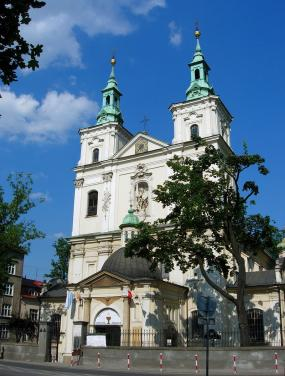 St. Florian's Church, Krakow