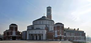 Sanktuarium Swietego Jana Pawla Ii, Krakow