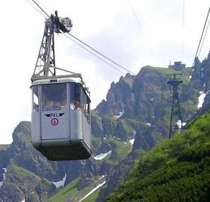 Kasprowy Wierch Cable Car, Zakopane