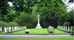 Bispebjerg Cemetery, Copenhagen