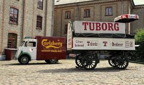 Tuborg Brewery, Copenhagen
