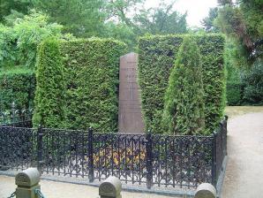 Hans Christian Andersen Cemetary Memorial, Copenhagen