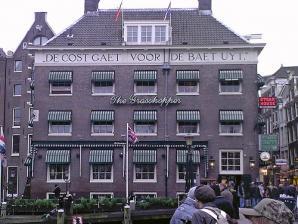 The Grasshopper Coffee Shop, Amsterdam