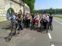 Krakow City Bike Tour with a local guide