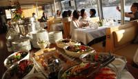 Lunch and Cruise on the Danube in Budapest