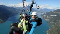 Paragliding Interlaken Big Blue
