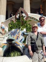 Small Group Barcelona and Montserrat Tour with Pickup from the Hotel or Cruise Ship