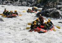 River Rafting Lutschine