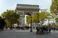 Paris Champs Elysees 2 Hour Private Walking Tour