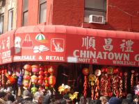 Chinatown Walking and Food Tour