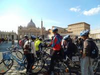 Rome Bike Tour - Rome Jubilee Bike Tour