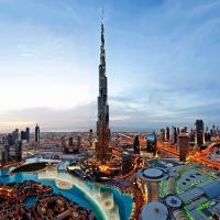 Burj Khalifa Morning and Evening passes