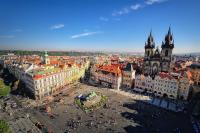 Prague City Tour Including Lunch, Tram Ride and Vltava River Cruise