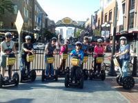 San Diego segway - Downtown Gaslamp Waterfront Tour
