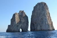 Capri Tour from Rome with Blue Grotto option