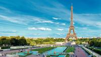 German Speaking Guide Eiffel Tower tour with access to the top