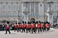 Westminster Abbey and the Changing of the Guard