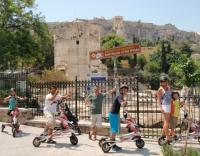 Acropolis Athens Combo Tour by Trikke