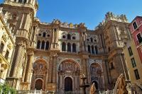 Malaga City Sightseeing Bus, Walking and Boat Tour