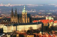 Prague Bus Tour and Prague Castle Tour