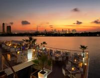 Cocktail With a View - Views of Dubai