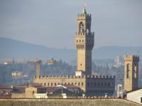 Palazzo Vecchio and its battlements guided Tour with spectacular View from the Top at  sunset