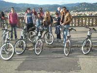 Electric Bike Tour of Florence and its Hills with typical tasting
