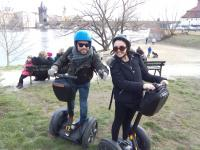 Prague Segway Tour full of fun - 1 Hour
