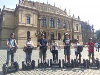 Prague Segway  2 H Great Full City Tour