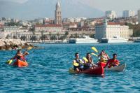 Sea Kayaking Tour in Split