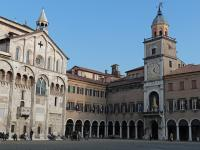 Bologna and Modena - classic city centre tours (full day)