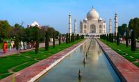 6-Day Golden Triangle Private Tour with Mandwa in Luxury