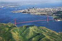 San Francisco Downtown, Golden Gate Bridge, Golden Gate Parks and Beach, Sausalito and Night Tour