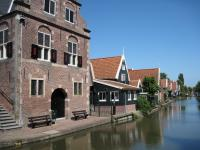 Typical Dutch - Amsterdam and fishing villages