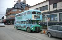 City Tour Double Decker Ushuaia ( March to June)