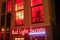 Red Light Secrets Museum of prostitution plus 24 hr Hop on Hop off by bus