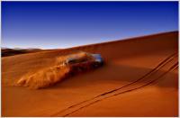 Desert Safari with BBQ Dinner