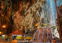 Best of Kuala Lumpur with Petronas Towers And Batu Caves