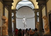 Florence  And the Accademia