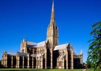 Salisbury Cathedral, Stonehenge and Bath