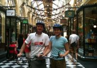 Private Melbourne tour by bicycle