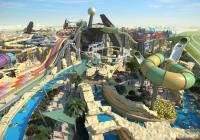 Yas Water World with Dubai Pickup and Drop-off