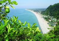 Vacation on the Black sea
