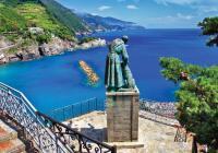 Cinque Terre and Porto Venere Tour From Lucca