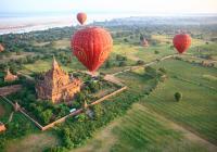Bagan half day exploration