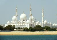 A Trip to Sheikh Zayed Grand Mosque from Dubai (Transfer only tour)