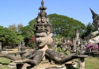 Vientiane full day tour and Buddha Park