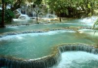 Kuangsi waterfall adventure