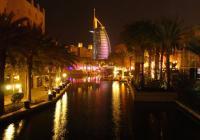 Dubai City, Beach And Desert  with Bab Al Shams Desert Resort And Spa Package