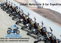 Ladakh Motorcycle Expedition 2017